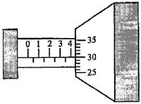 pengukuran mikrometer sekrup