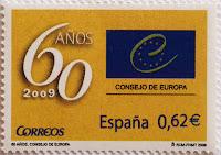 60 ANIVERSARIO CREACIÓN CONSEJO DE EUROPA