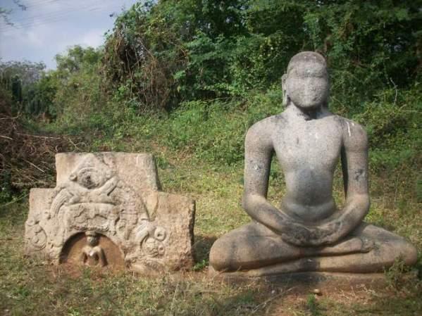 Jain Sculptures Pudukottai