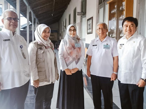 Monitoring UNBK SMP Bandung