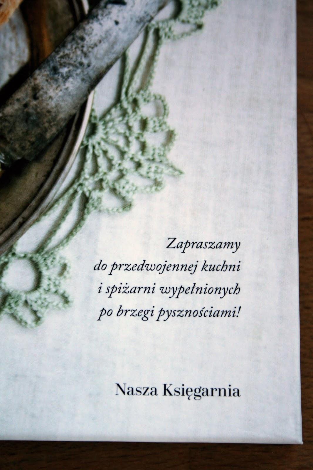 Książki Retro Kuchnia Anna Włodarczyk Sio Smutki