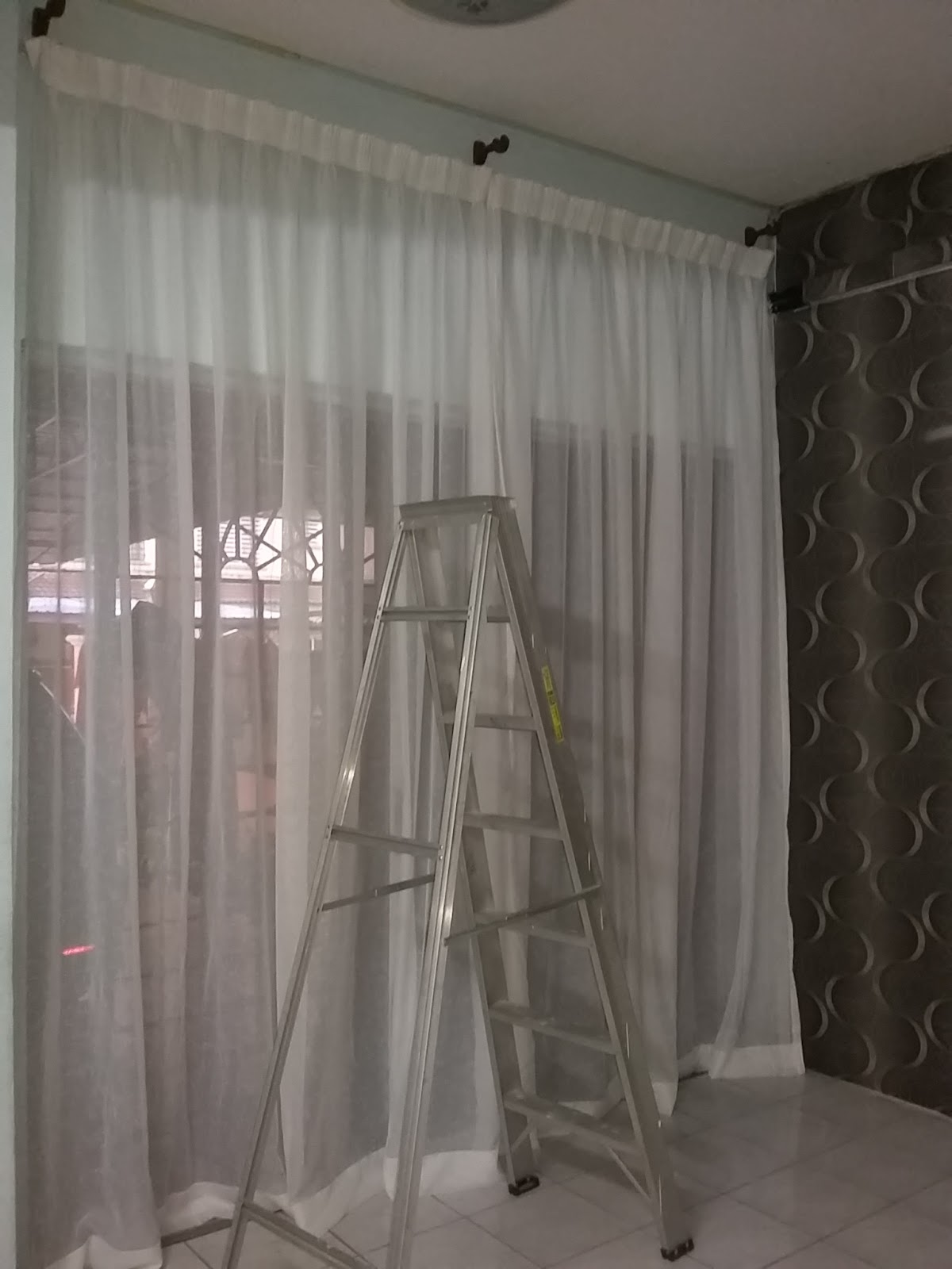 Day Curtain Done