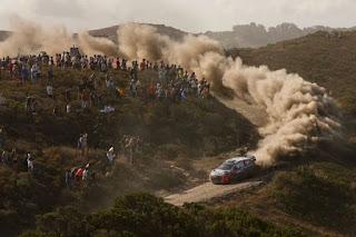 Hyundai Motorsport - Raliul Sardiniei