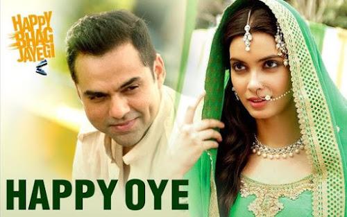 Happy Oye - Happy Bhag Jayegi (2016)