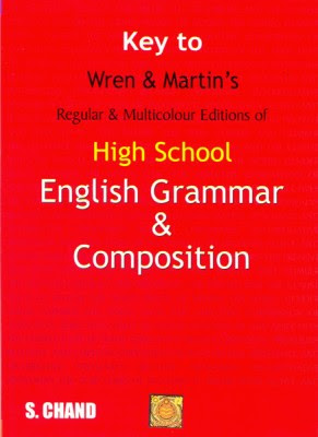 Download Free Wren & Martin English Grammar Answer Key PDF Book