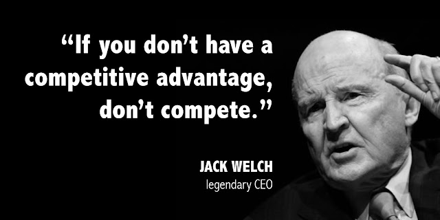 Bootstrap Business Jack Welch Quotes