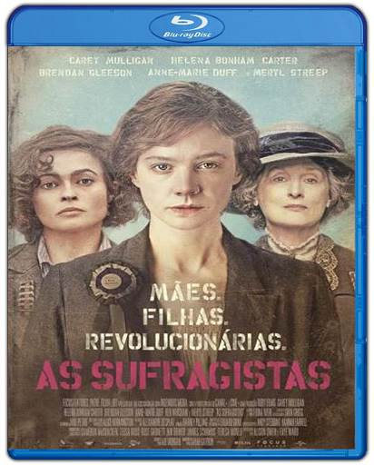 Baixar As Sufragistas AVI Dual Áudio BDRip Torrent