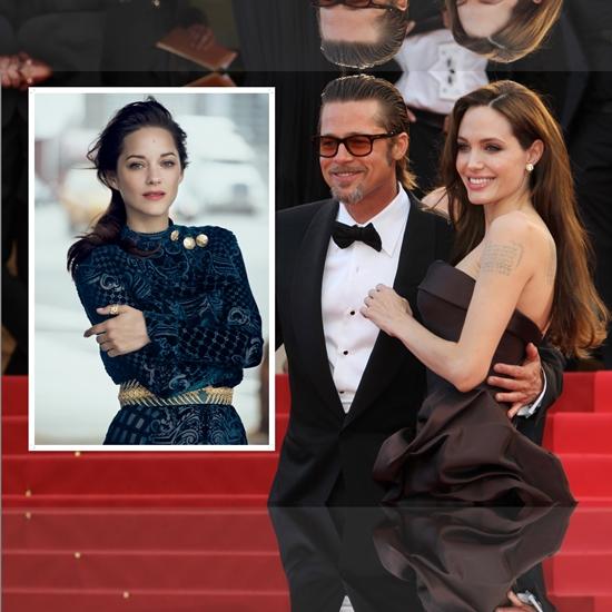 Angelina jolie bisexual affair