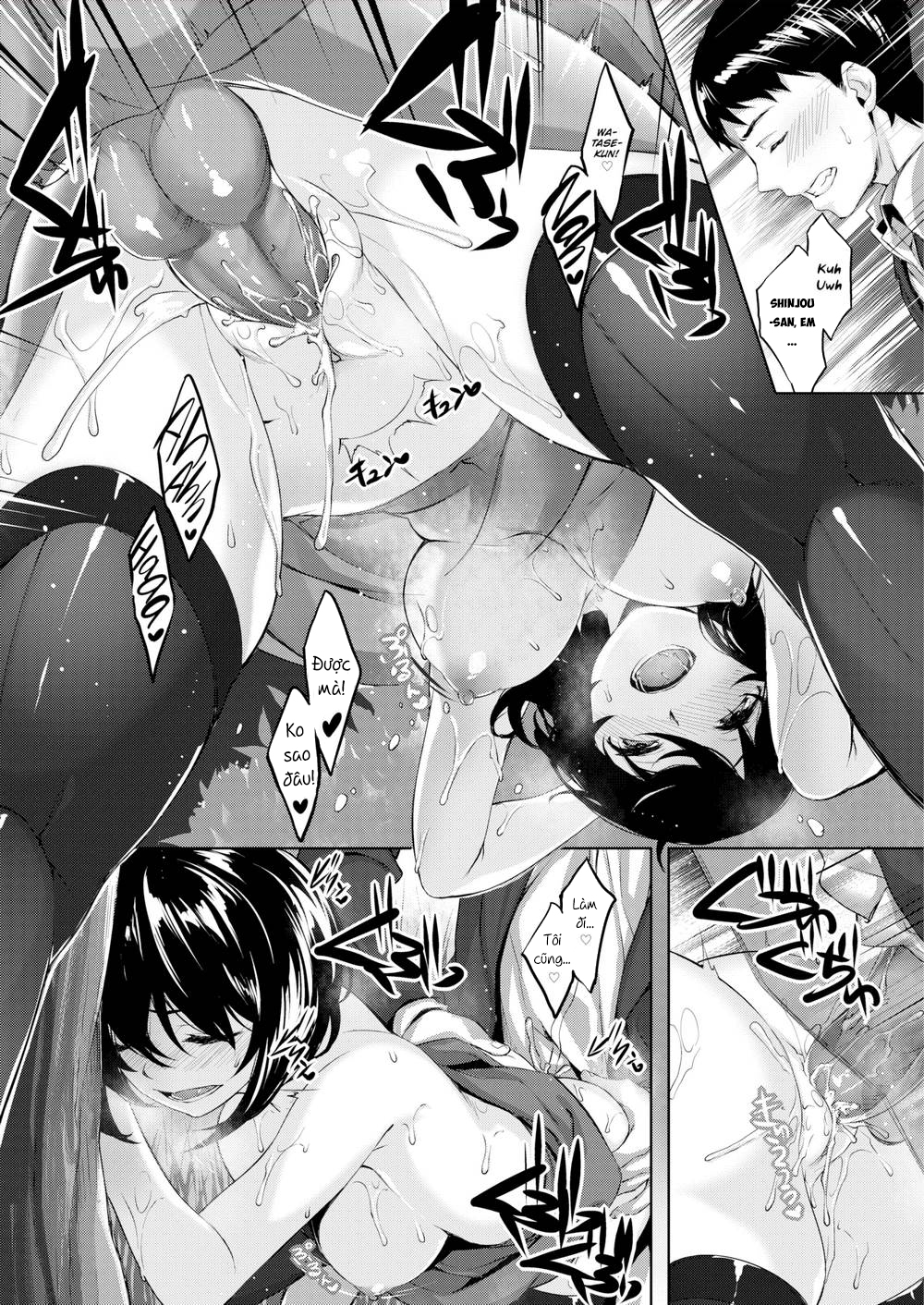 Hình ảnh 14 in Truyện Hentai Dual