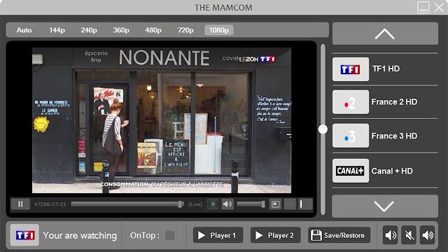 MAMCOM TV | COMMENT AVOIR MYCANAL GRATUIT