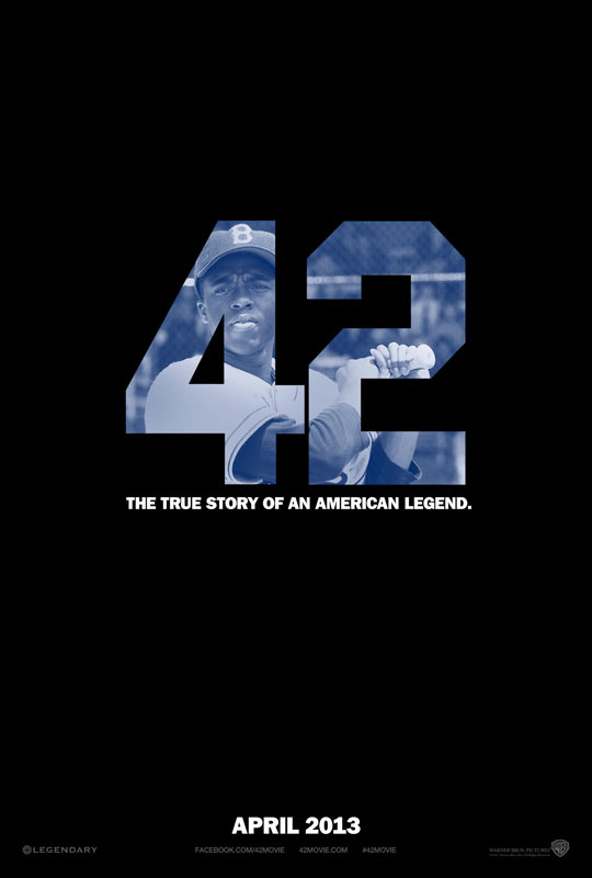 42 Movie Official Poster