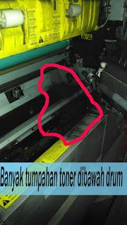 hasil fotocopy kotor