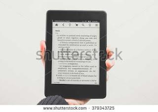 Primeiras impressões do Kindle