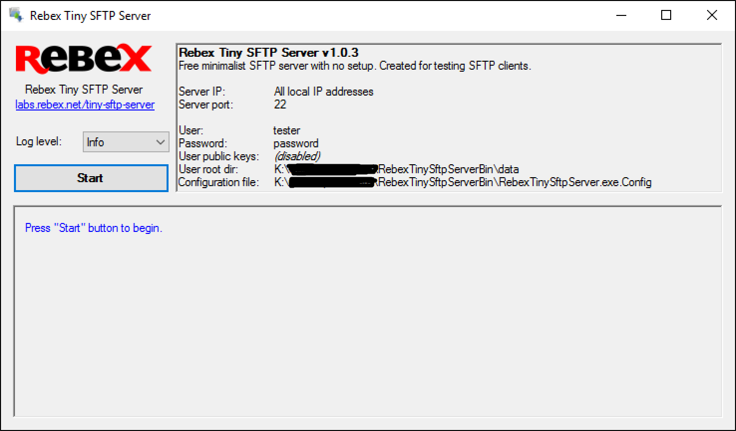 SFTP setup and Logic App testing | bits here and there