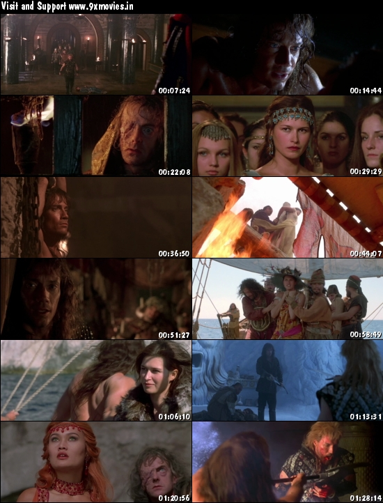 Kull The Conqueror 1997 Dual Audio Hindi 720p BluRay 1GB