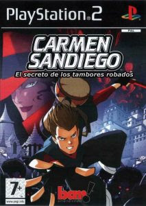 Carmen Sandiego The Secret of the Stolen Drums