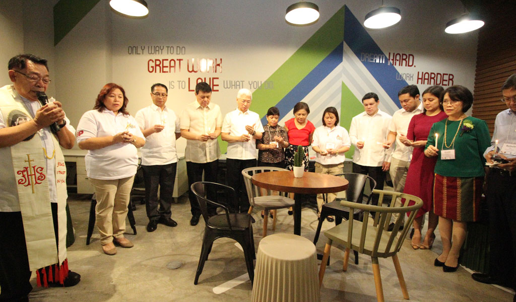 Evia Lifestyle Center is home to UP's new innovation hub