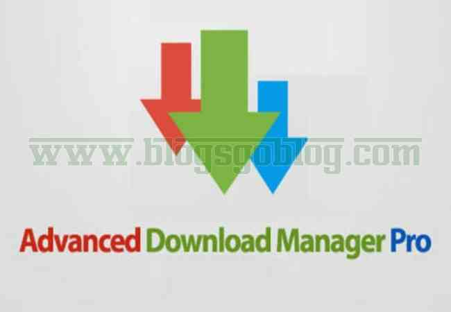 Cara Advance Download Manager (ADM) Pro v 6.4.0 Terbaru Apk