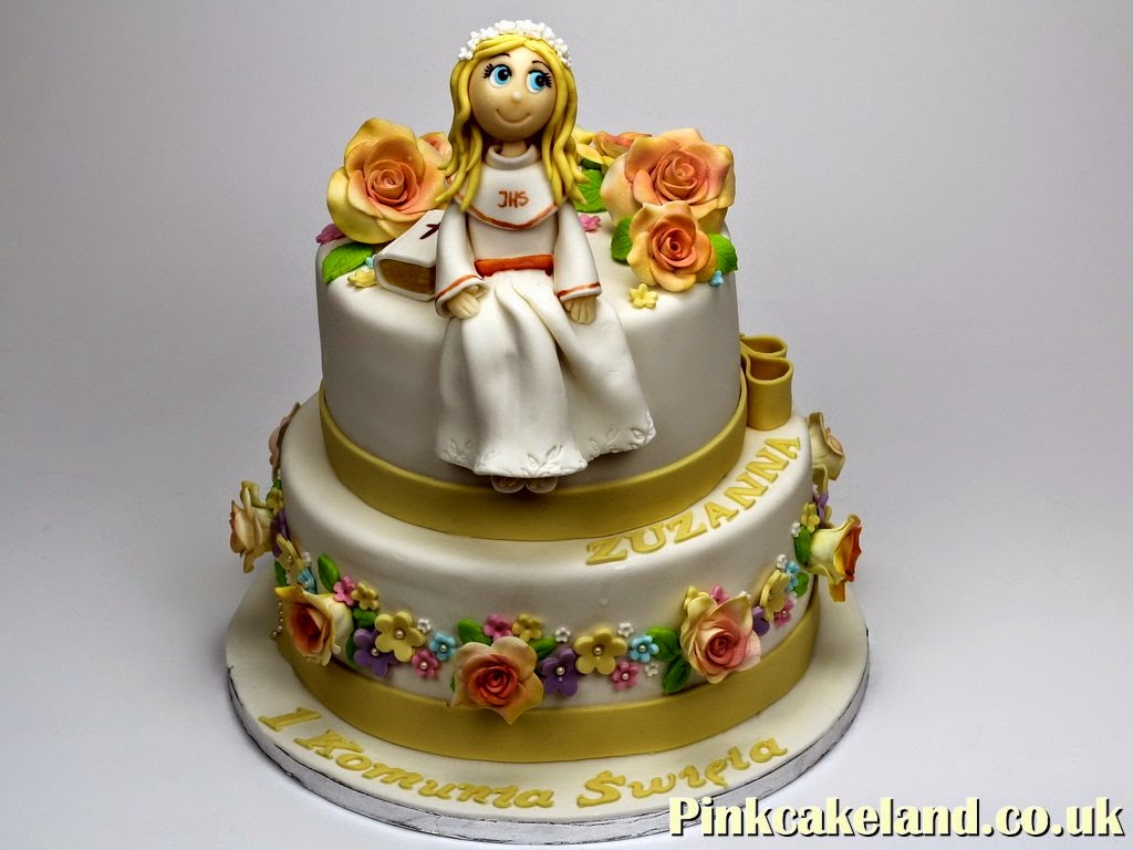 Best Communion Cakes in London
