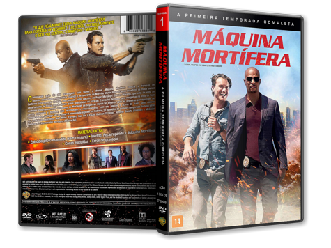 Máquina Mortífera - 1ª Temporada