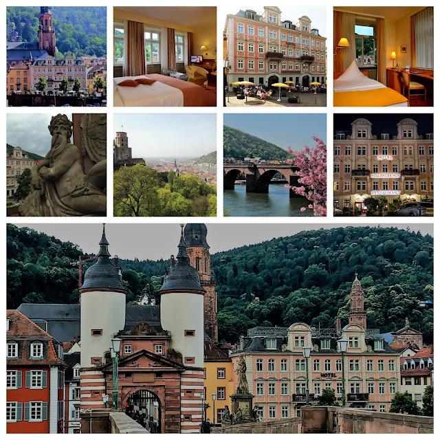Heidelberg Hotel Holländer Hof