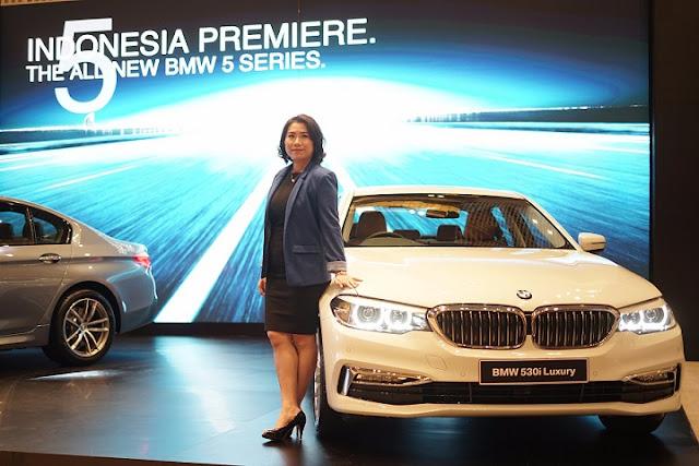 Harga BMW Seri 5 Rakitan Lokal