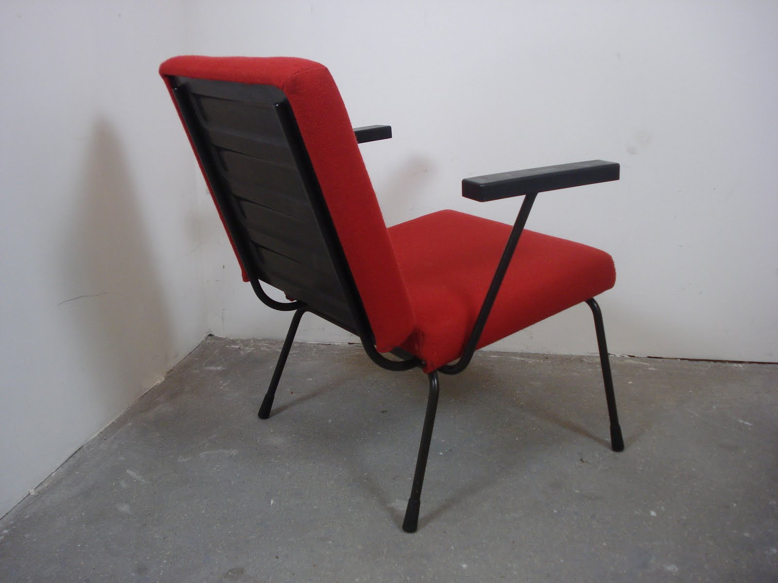 Gispen 1407 Fauteuils.Tolve Art Design Gispen 1407 Design Rietveld