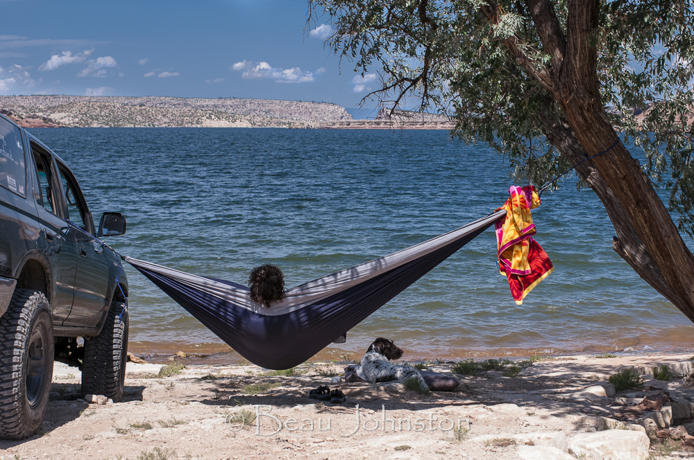 Review Grand Trunk Double Hammock