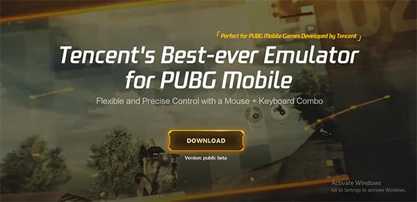 Tencent Gaming Buddy Emulator Terbaik Untuk Bermain PUBG Mobile di PC