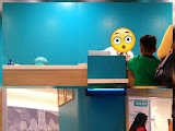 Wordless Wednesday : Bila Dah Datang Bank