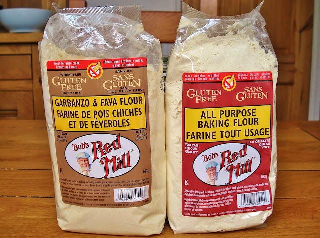 Bob's Red Mill Garbanzo and Fava Flour