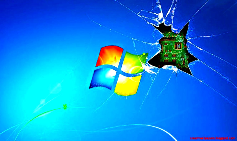 Broken Screen Wallpaper Windows 7 Hd Wallpapers Awards