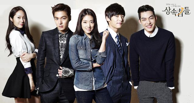 Sinopsis The Heirs Korean Drama