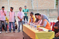Bupati Bima Ajak Warga Sukseskan Pelaksanaan Pilkades Serentak