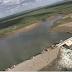 Prefeitura remove 60 famílias após barragem recém-inaugurada vazar