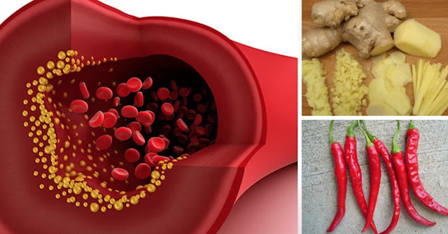 5 Natural Blood Thinners