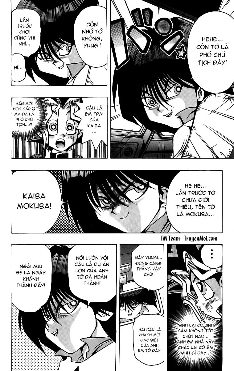 YUGI-OH! cháp 26 - trò chơi roulette tử thần trang 4