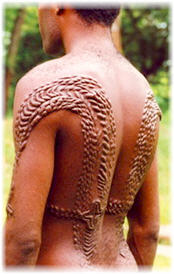 Did You Know That Did You Know That The Process Of Body Scarification Scars Are Formed By Cutting Or Branding The Skin