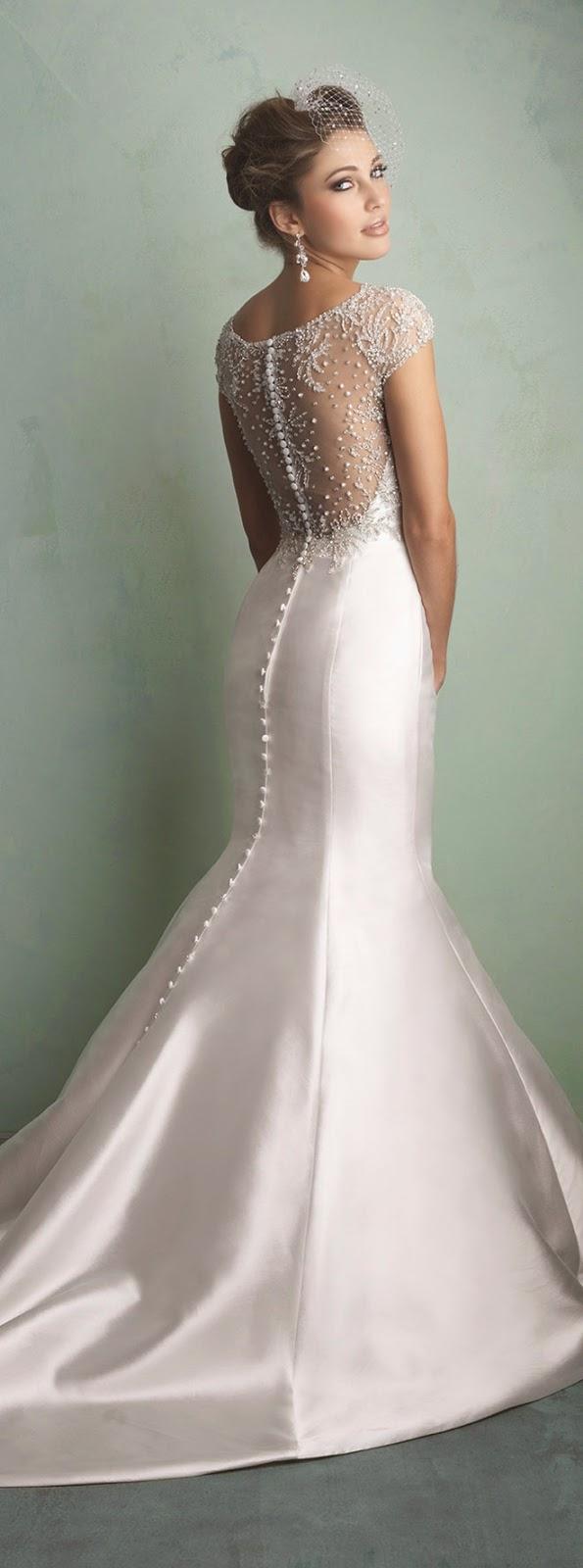 allure bridals fall fall wedding dresses