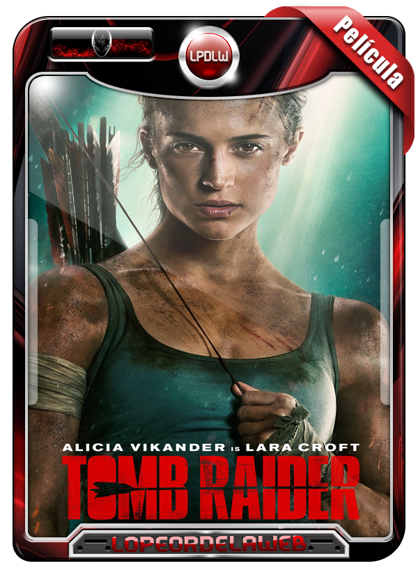Tomb Raider (2018) WEB-DL 720p Dual