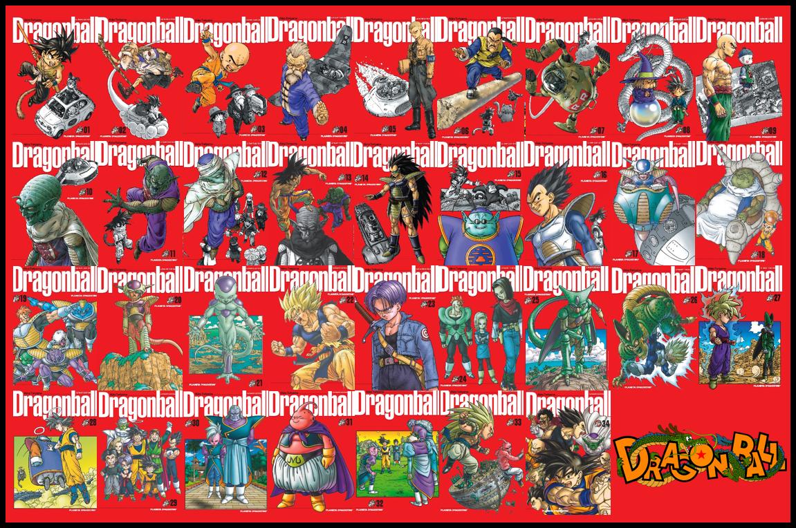 Dragon ball ultimate edition (kanzenban) [español] [34/34.