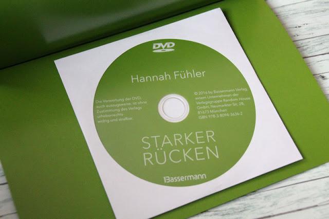 Starker Rücken - Personal Training mit Hannah Fühler (Trainings-DVD im Umschlag)