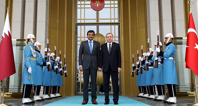 O parlamento da Turquia aprovou um projeto de lei que permite que suas tropas sejam implantadas em uma base militar turca no Catar