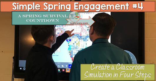 Create a Classroom Simulation in Four Steps
