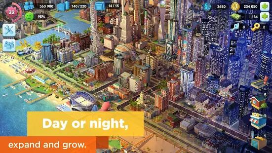 Game Simcity Buildit Mod