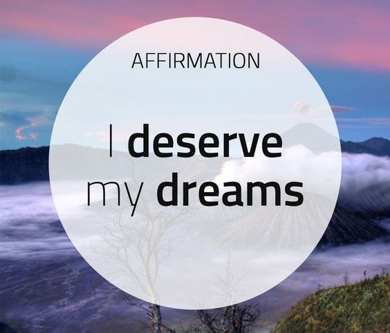 Daily Affirmations, positive reminders, Daily Affirmations - 9 November 2018