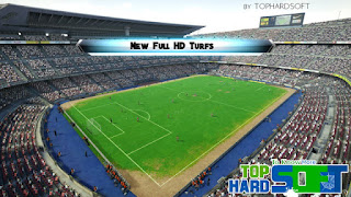 New Pack Turfs Cespeds Full HD ( V3 ) 2016-2017 Pes 2013