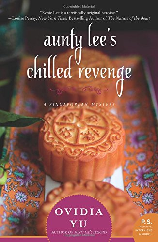 Mystery Playground: Book Review: Aunty Lee's Chilled Revenge