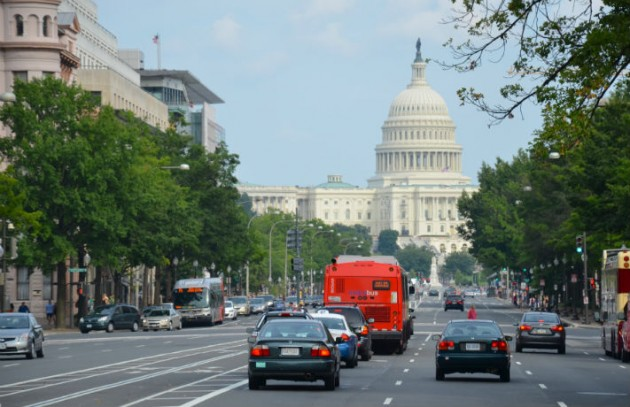 Aluguel de carro em Washington DC