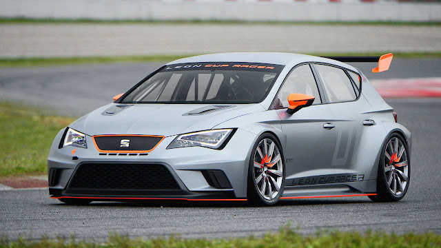 Seat introduced Leon Cup Racer at GTI Wörthersee Treffen